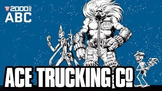 The 2000 AD ABC #2: Ace Trucking Co.