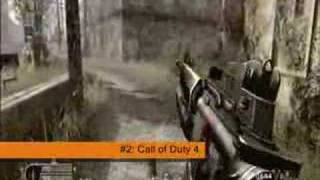 Top 5 PC FPS Games of 2007