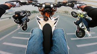 KTM EXC 500 Wheeliemonster!🤩 🇹🇭