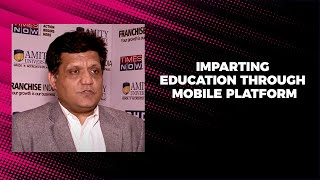 Imparting education through mobile