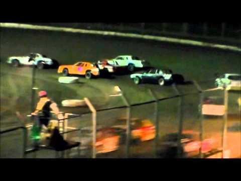 Flyin Ryan Powers Kennedale Speedway Park Spring Kick Off 2.28.16