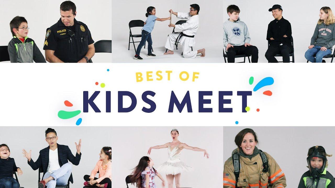 Best of Kids Meet on HiHo Kids | Cut
