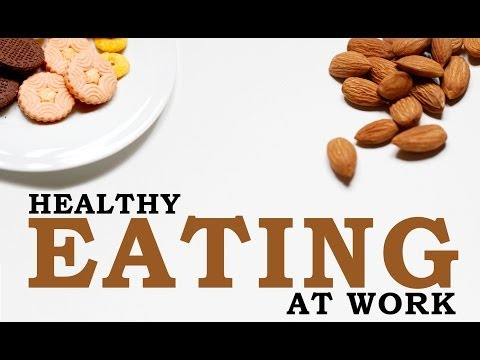 How to Eat Healthy at Work in Malayalam