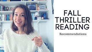Fall Thriller Reading Recommendations