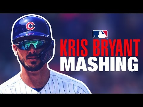 Kris Bryant is ON FIRE after a slow start