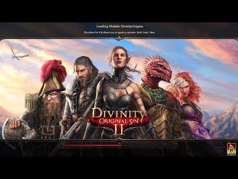 Divinity Original Sin 2, Fresh Start, Part 1 Sword and Board