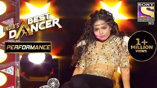 Nora ने किया Bow Down Sonal की Performance पे | India's Best Dancer