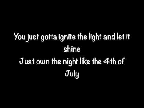 Firework - Katy Perry -Lyrics