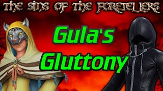 The Sins of The Foretellers | Gula is Gluttony | Kingdom Hearts Theory/Discussion