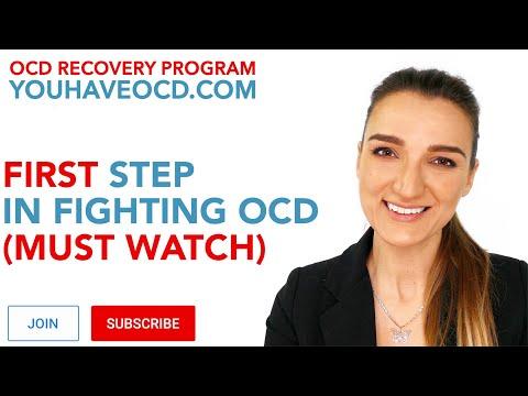First Step In Fighting OCD - PUREO HOCD ROCD POCD Existential Sensorimotor OCD HARM FALSE MEMORY OCD