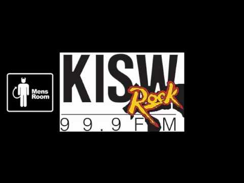 The Men's Room KISW - Ufos, Big Foot and Ghosts part 1/6