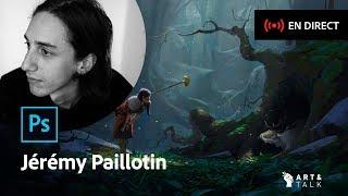 Masterclass Jeremy Paillotin | Adobe France