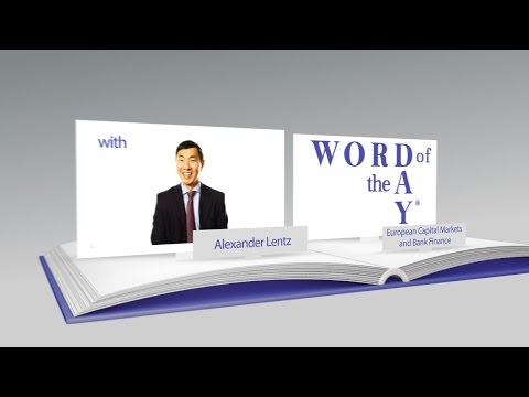 Clean Up Call   - European Capital Markets and Bank Finance Book of Jargon® Word of the Day