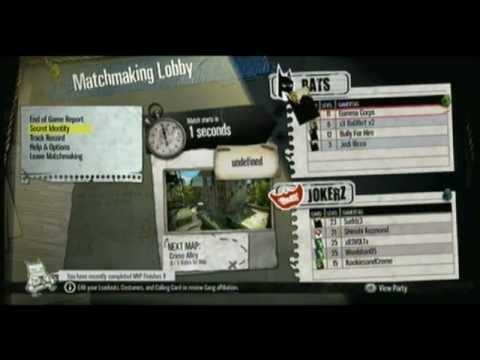 Gamma matchmaking