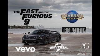 Форсаж 9 Съёмки фильма (2018 - 2019) - Fast and Furious 9 Filming  2018 - 2019 #Fastandfurious