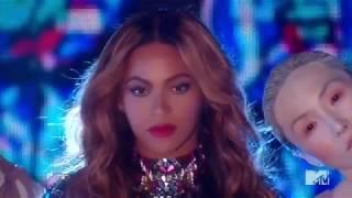 Beyoncé - Medley Vanguard (MTV VMA 2014) HD