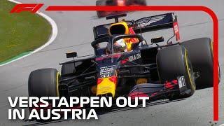 Verstappen Suffers Austria Heartbreak | 2020 Austrian Grand Prix