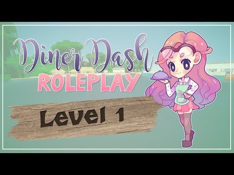 Minecraft ≡ Diner Dash Roleplay Season 2 ≡ Level 1 | Welcome