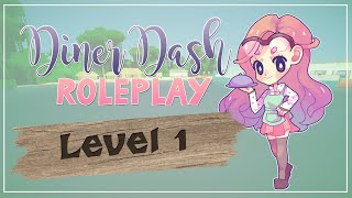 Minecraft ≡ Diner Dash Roleplay Season 2 ≡ Level 1 | Welcome to the Island