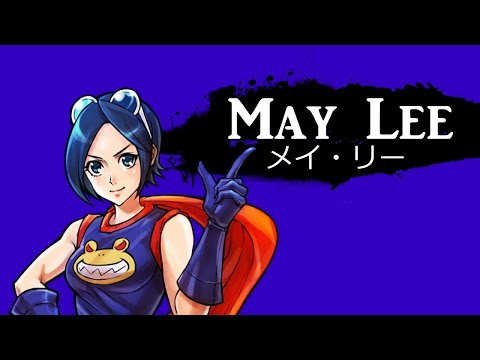 THE KING OF FIGHTERS ~ FICHA DE PERSONAJE | MAY LEE