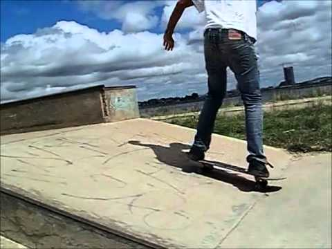 Session skate by Andy Rakotomavo and Christian Legrand