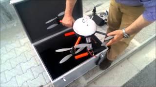 UAV - Drone Aeromax 600 Camera System