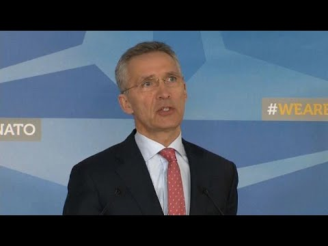 Nato withdraws accreditation of seven staff at organisation's Russian Mission