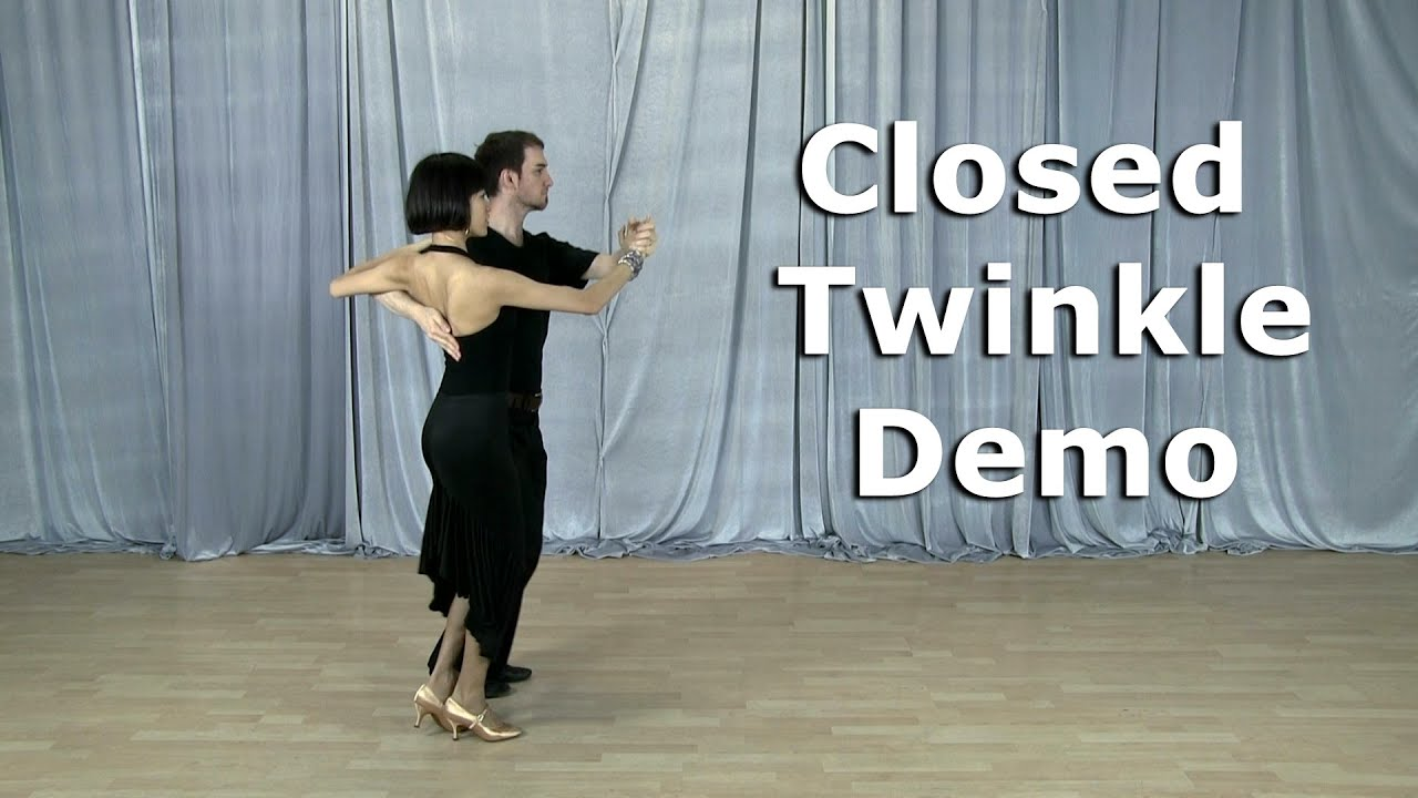 waltz twinkle step - to music and to count