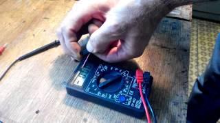 Ремонт ( ВСЕХ ) LCD дисплея тестера  Мультиметра  или калькулятора и их аналогов(, 2015-07-30T08:52:35.000Z)