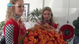 LIEFDE! Circuit Assen brengt rozen naar Circuit Zandvoort