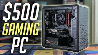 $500 Gaming PC Build Guide! (2020)