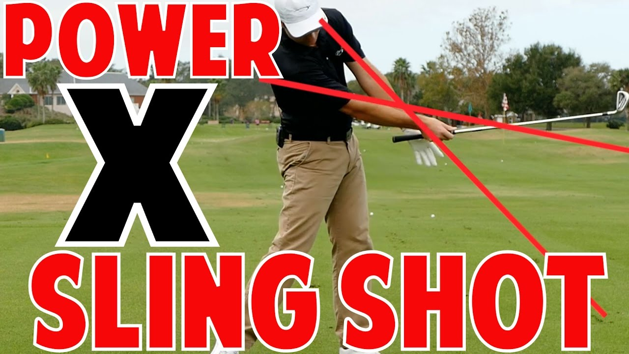 Automatic Golf Swing Speed | The Power X - YouTube