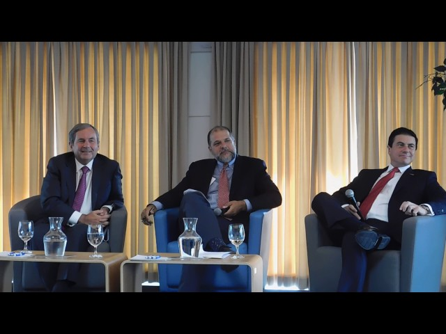 7/20/17 - NAFTA Series Kickoff Event - Q&A w/ Ambassadors from Mexico and Canada