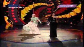 "Iyeth Bustami ft. Erie Suzan "" Makan Darah "" - Gerbang KDI 2015 (17/4)"