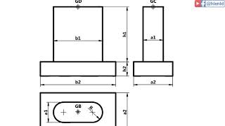 Bài giảng DA 3: Lập trình VBA tự động tạo bản vẽ bố trí chung trụ cầu trên AutoCAD