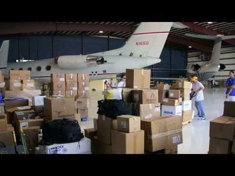 Business Aviation's Airlift to Haiti