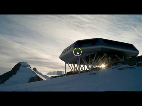 Real Pyramids In Antarctica, Buzz Aldrin Disinfo Exposed!