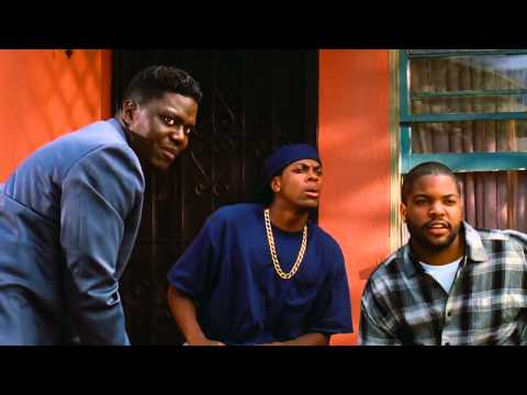 Friday 1995   Pastor Clever's arrival Bernie Mac