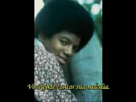 Michael Jackson Music And Me Legendado Youtube