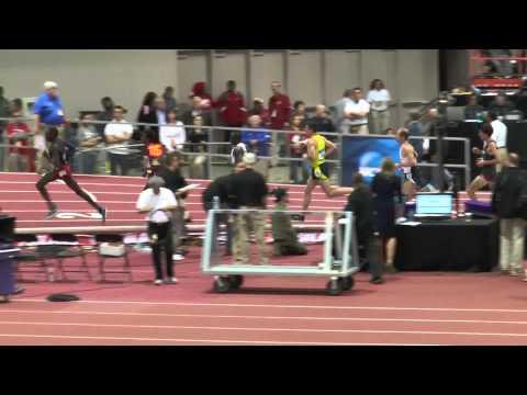 Jared Ward Indoor Nationals 2014 5000m