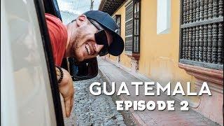 Road Trip Day! | Guatemala Travel Vlog | EP. 2