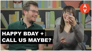 Happy Birthday + Call Us, Maybe? | The Art Assignment | PBS Digital Studios