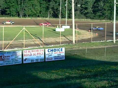 Beichner Racing Sportsman's Speedway 2011 Mid Season Feature