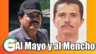 Carta al Mencho y al Mayo