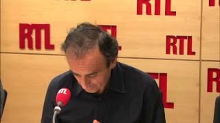 """Éric Zemmour : """"Une grève à la SNCF, c"""