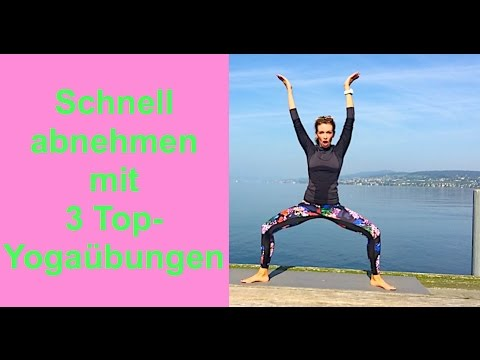 schnell abnehmen mit 3 top yoga bungen youtube. Black Bedroom Furniture Sets. Home Design Ideas