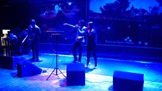 Te Necesito  en vivo  Amaral y Beto Cuevas. Cover Dean Neyra e Isabel Abensur.