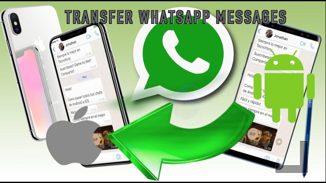 cara pindahkan chat whatsapp