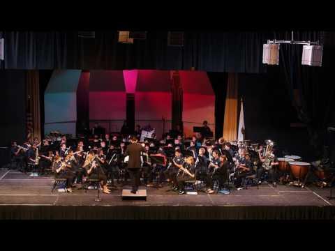 Oak Park Spring Concert: MCMS Intermediate Band : Sea Song Trilogy : 4-25-2017
