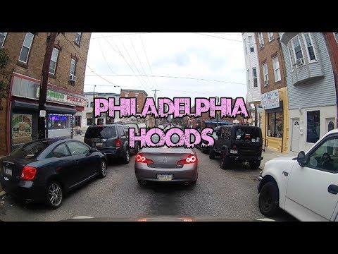 PHILADELPHIA HOODS | South Philadelphia [Point Breeze] Pt.1